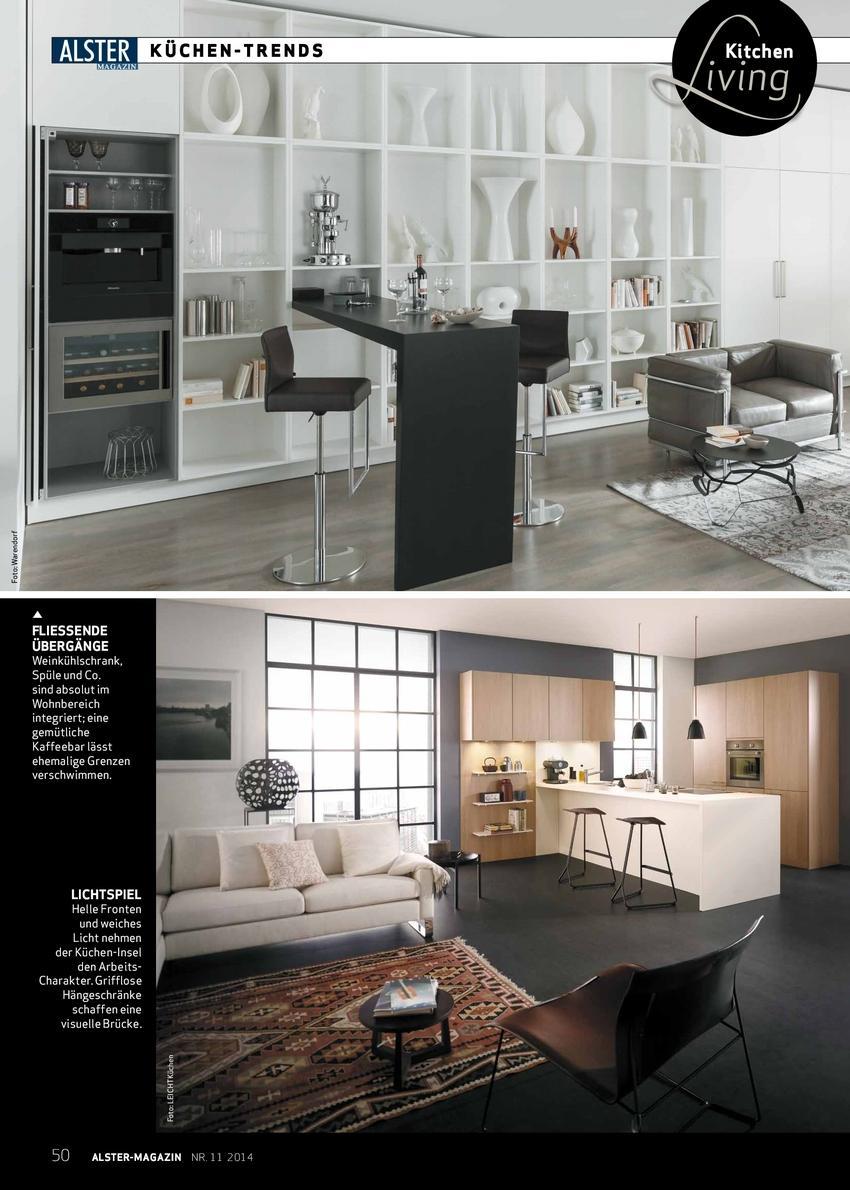 Atemberaubend Küchentrends Magazin 2015 Bilder - Ideen Für Die Küche ...